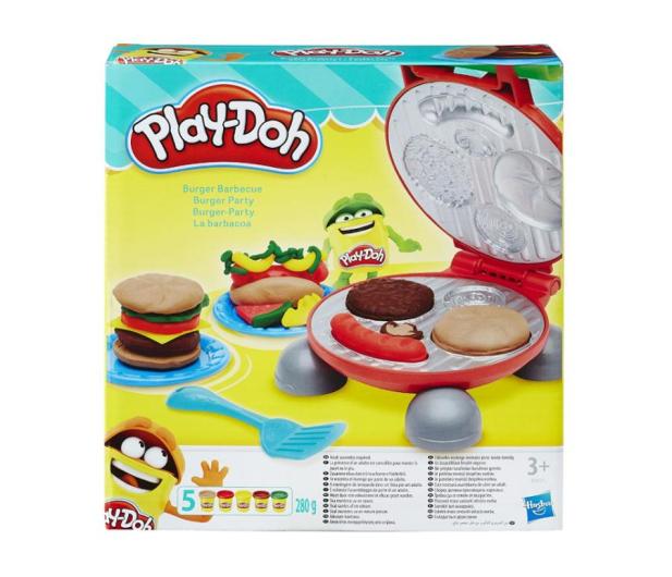 Play-Doh Hamburgery - 315234 - zdjęcie