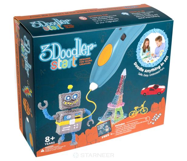 TM Toys 3Doodler Zestaw podstawowy - 330909 - zdjęcie 6