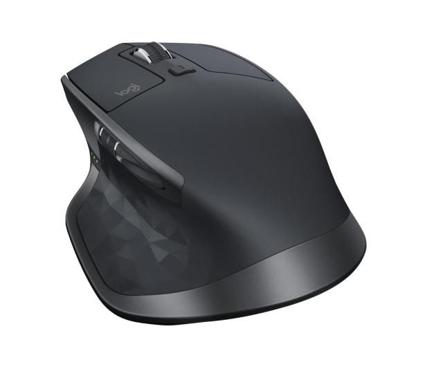 Logitech MX Master 2S Wireless Mouse Graphite - 370388 - zdjęcie 2