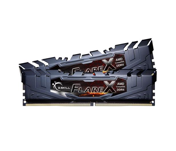 G.SKILL 32GB (2x16GB) 3200MHz CL16 FlareX AMD  - 544077 - zdjęcie 2