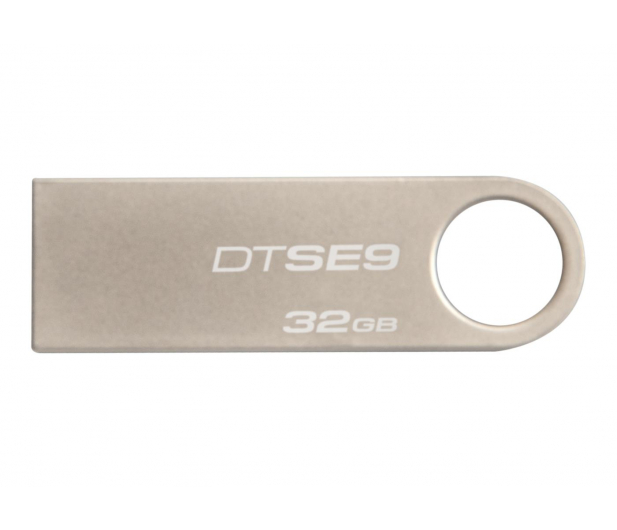 Kingston 32GB DataTraveler SE9 (Metalowy) - 105692 - zdjęcie 2