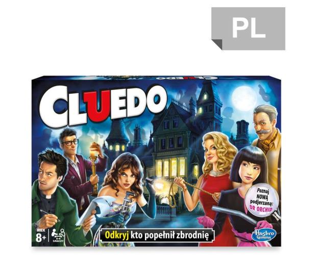 Hasbro Cluedo  - 315252 - zdjęcie