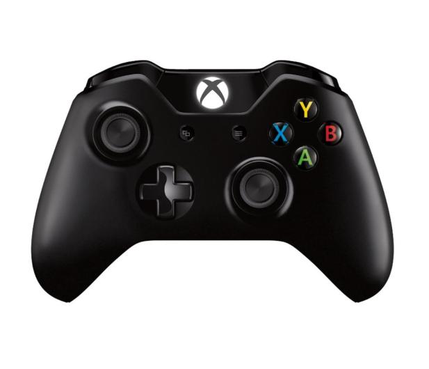 Microsoft Xbox One S Wireless Controller - Black - 334188 - zdjęcie 3