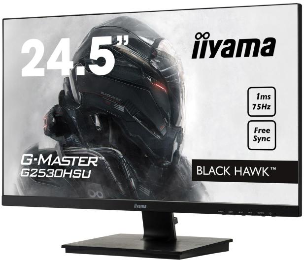 iiyama G-Master G2530HSU Black Hawk - 354436 - zdjęcie 3