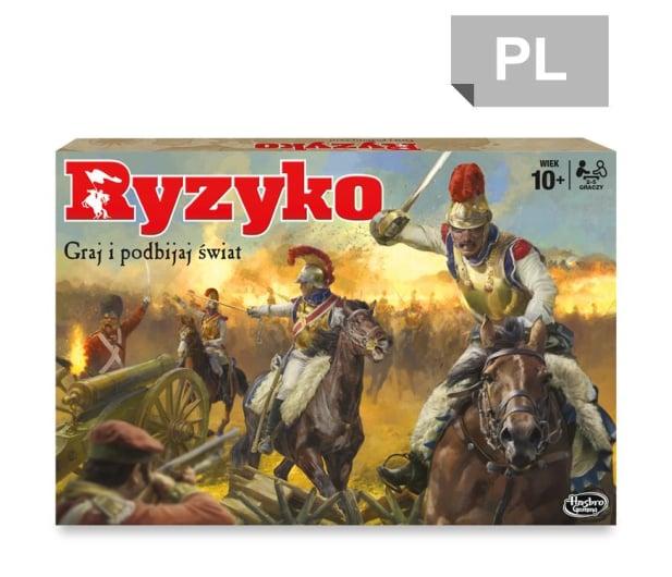 Hasbro Ryzyko - 357592 - zdjęcie