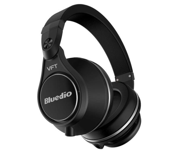 Bluedio UFO Plus czarne - 368573 - zdjęcie