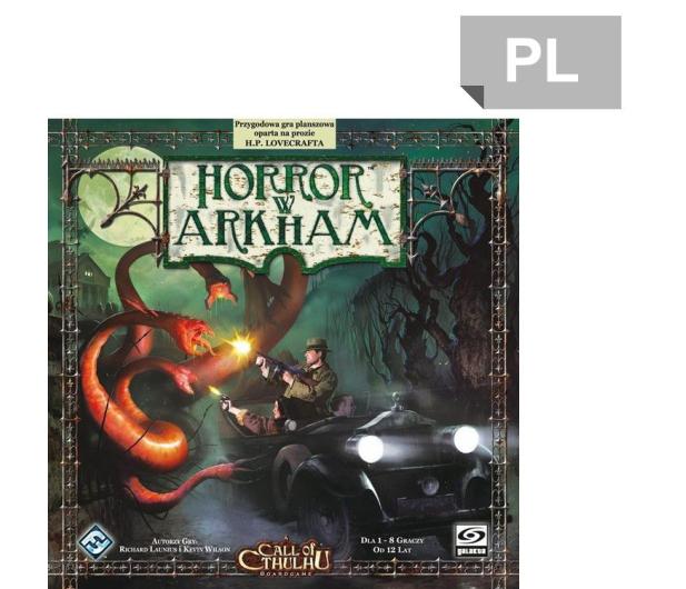 Galakta Horror w Arkham - 177320 - zdjęcie 1