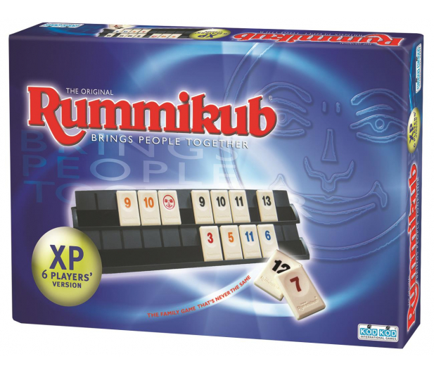 TM Toys Rummikub XP dla 6 graczy - 177502 - zdjęcie 2