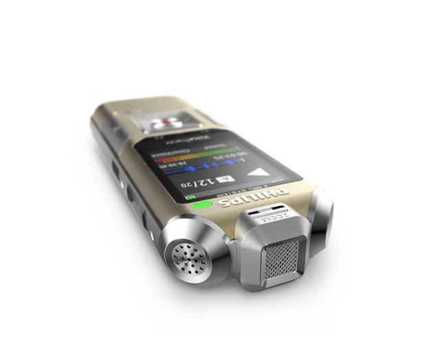 Philips Dyktafon Philips DVT8010 - 373337 - zdjęcie 4