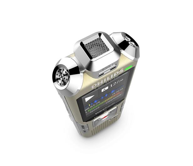 Philips Dyktafon Philips DVT8010 - 373337 - zdjęcie 6