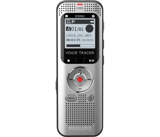 Philips Dyktafon Philips DVT2000 - 373334 - zdjęcie