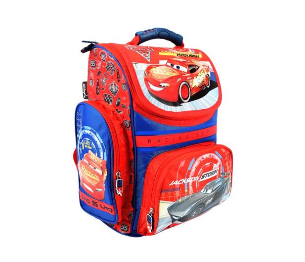 Majewski Disney Cars 3 Tornister szkolny  - 351546 - zdjęcie 4