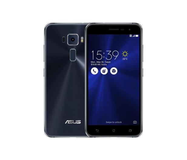 ASUS ZenFone 3 ZE520KL 3/32GB Dual SIM granatowy  - 361818 - zdjęcie 1
