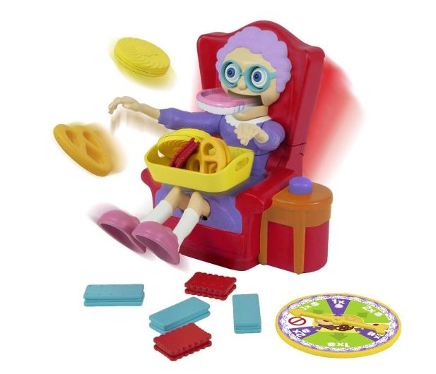 TOMY Games Łakocie Chciwej Babci T72465 - 322983 - zdjęcie 2