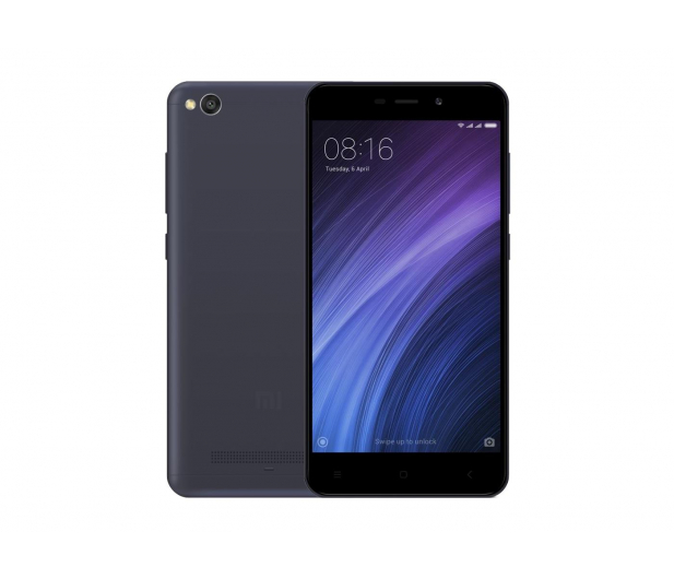 Xiaomi Redmi 4A 16GB Dual SIM LTE Grey - 408730 - zdjęcie