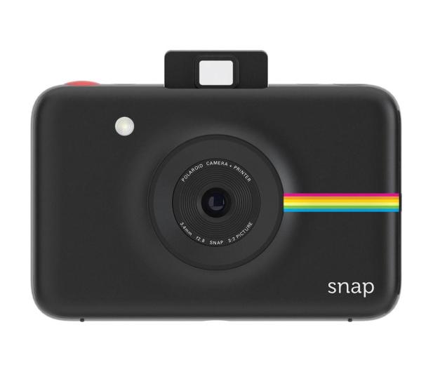 Polaroid Snap czarny + wkłady - 373888 - zdjęcie