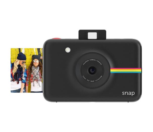 Polaroid Snap czarny + wkłady - 373888 - zdjęcie 2