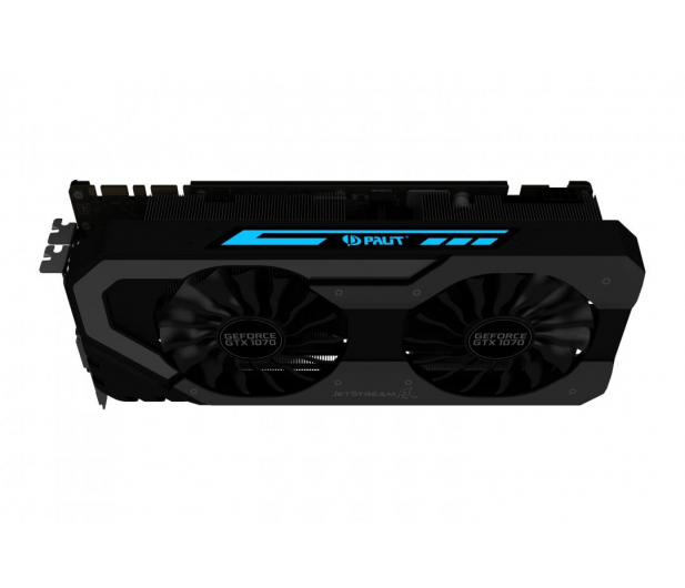 Palit GeForce GTX 1070 JetStream 8GB GDDR5 - 374654 - zdjęcie 8