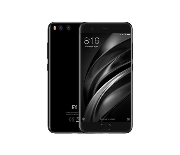 Xiaomi Mi 6 64GB Black - 374522 - zdjęcie