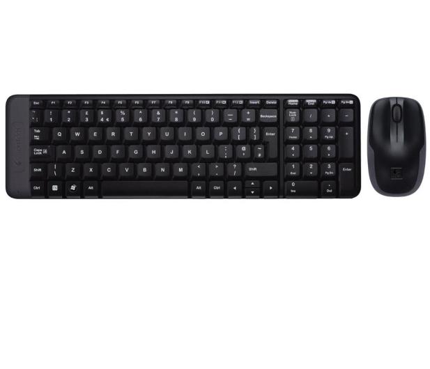 Logitech MK220 Wireless Desktop - 74603 - zdjęcie