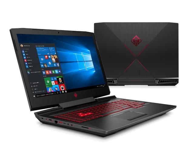 HP OMEN i5-7300HQ/8GB/1TB+128SSD/Win10 GTX1050  - 435344 - zdjęcie 1