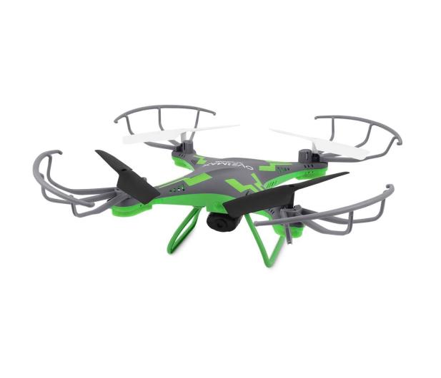 Overmax OV-X-Bee Drone 3.1 Plus WiFi szaro-zielony - 375371 - zdjęcie