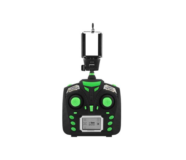 Overmax OV-X-Bee Drone 3.1 Plus WiFi szaro-zielony - 375371 - zdjęcie 4