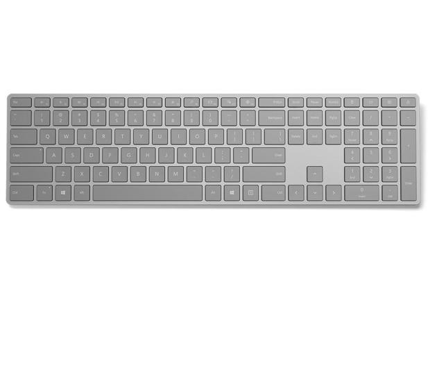 Microsoft Surface Keyboard Bluetooth szary - 360953 - zdjęcie