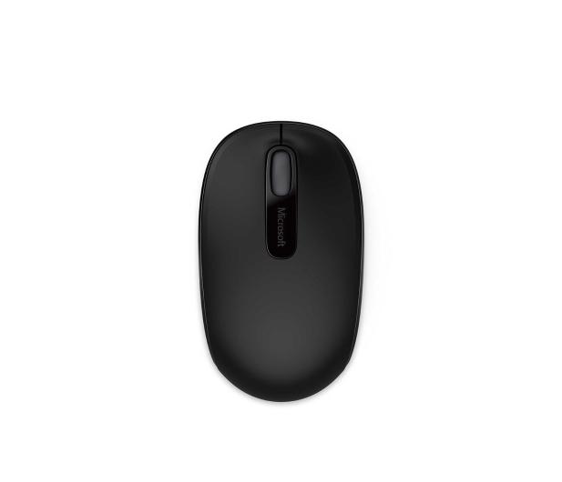 Microsoft 1850 Wireless Mobile Mouse (czarna) - 185690 - zdjęcie