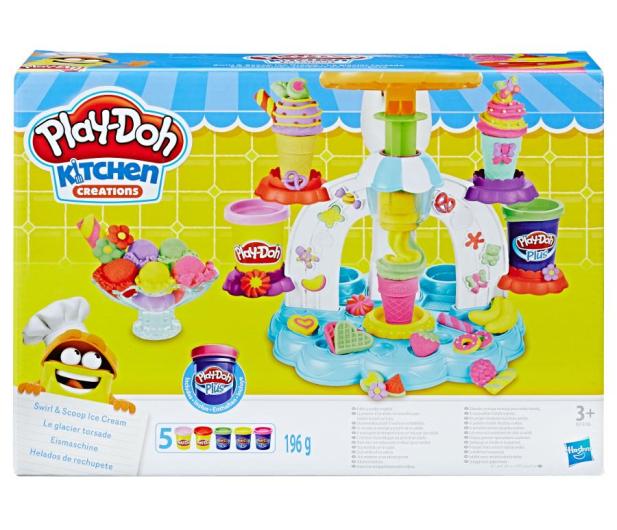Play-Doh Zakręcona Lodziarnia - 232465 - zdjęcie