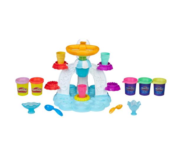 Play-Doh Zakręcona Lodziarnia - 232465 - zdjęcie 2