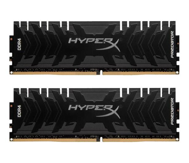 HyperX 16GB (2x8GB) 2666MHz CL13 Predator - 409340 - zdjęcie