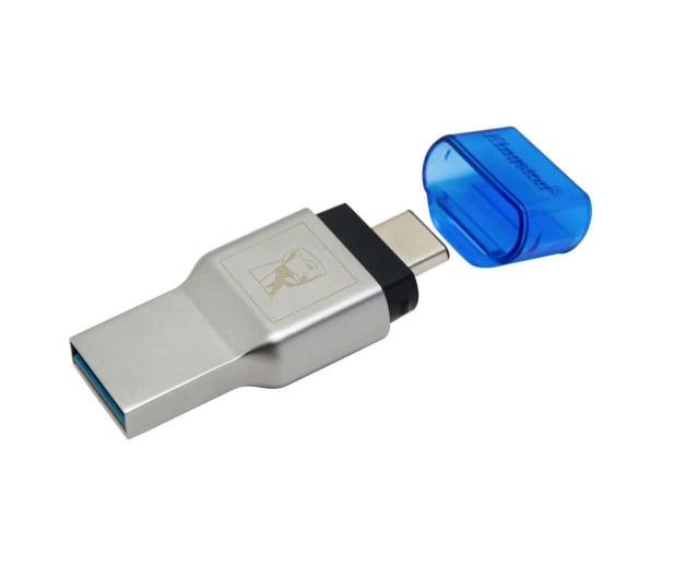 Kingston MobileLite Duo 3C (microSD, USB 3.0, USB-C) - 375543 - zdjęcie 2