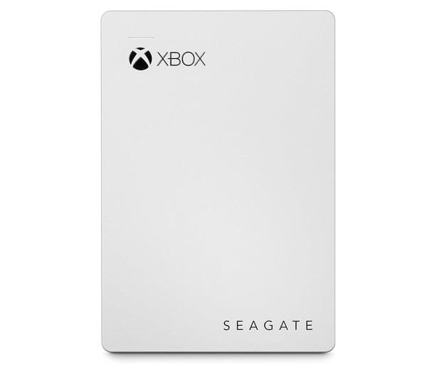 Seagate Game Drive Xbox 4TB biały USB 3.0 - 388442 - zdjęcie