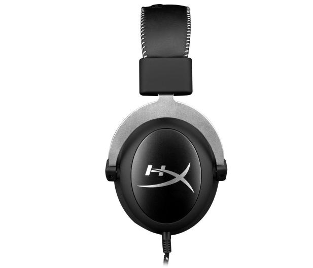 HyperX Cloud Silver Headset (srebrne)  - 376129 - zdjęcie 3