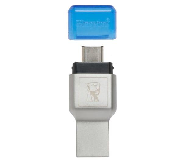 Kingston MobileLite Duo 3C (microSD, USB 3.0, USB-C) - 375543 - zdjęcie