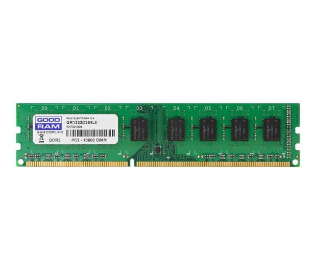 GOODRAM 8GB 1333MHz CL9 - 176084 - zdjęcie