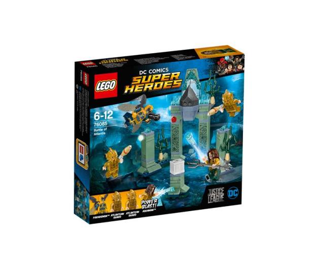 LEGO Super Heroes Bitwa o Atlantis - 376714 - zdjęcie