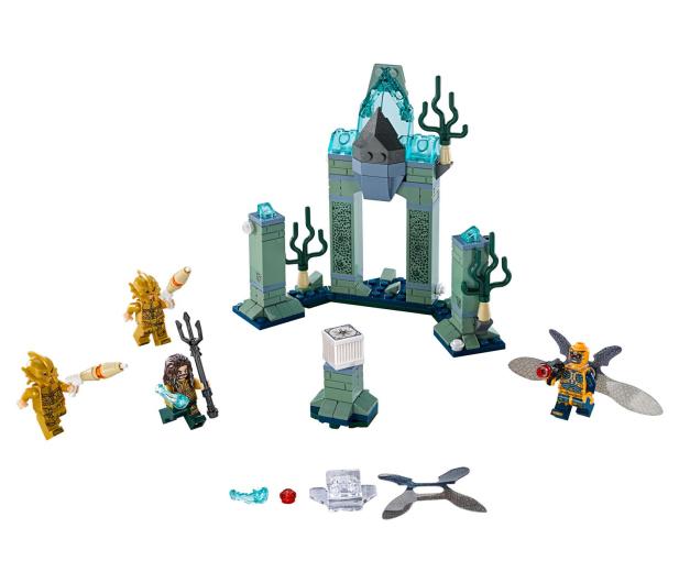 LEGO Super Heroes Bitwa o Atlantis - 376714 - zdjęcie 2
