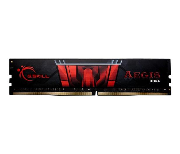 G.SKILL 8GB (1x8GB) 2400MHz CL15 Aegis  - 390156 - zdjęcie