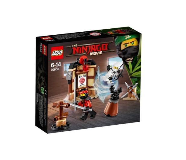 LEGO NINJAGO Movie Szkolenie Spinjitzu - 376696 - zdjęcie