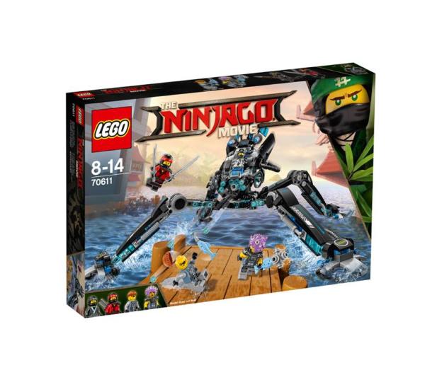 LEGO NINJAGO Movie  Nartnik - 376702 - zdjęcie