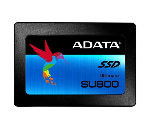 "ADATA 512GB 2,5"" SATA SSD Ultimate SU800 - 327334 - zdjęcie"