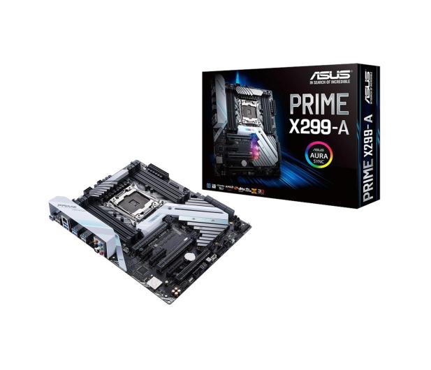 ASUS PRIME X299-A (DDR4) - 370636 - zdjęcie