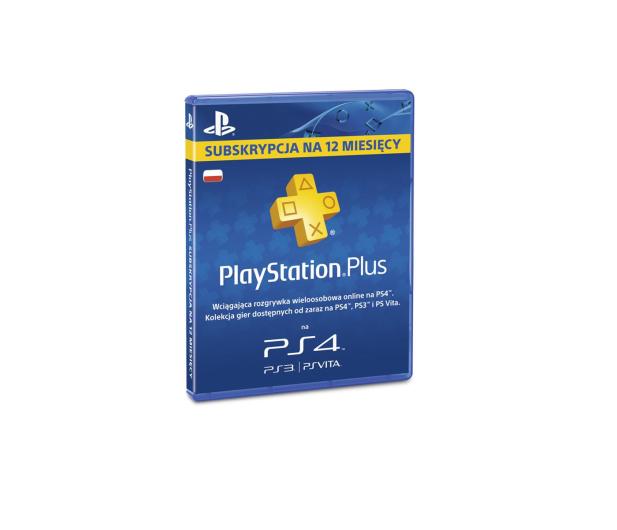 Sony Karta Playstation Plus 365 dni - 201183 - zdjęcie