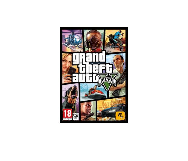 CENEGA Grand Theft Auto V (GTA V) - 200786 - zdjęcie