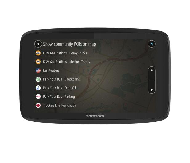 """TomTom GO PROFFESIONAL 620 6"""" Europa Wi-Fi - 367952 - zdjęcie"""