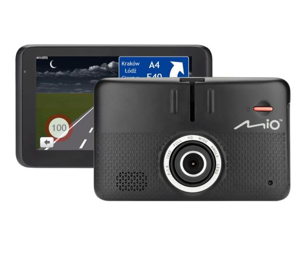 Mio MiVue Drive 55 EU + wideorejestrator - 337158 - zdjęcie