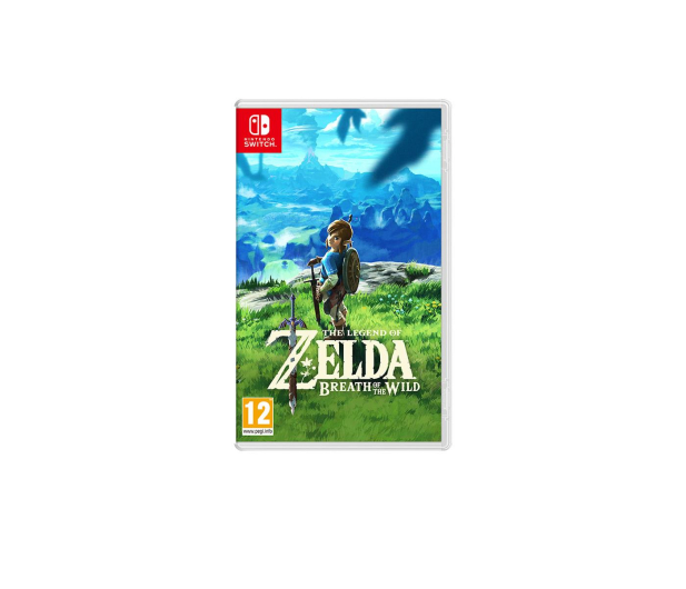 Switch The Legend of Zelda: Breath of the Wild - 345321 - zdjęcie