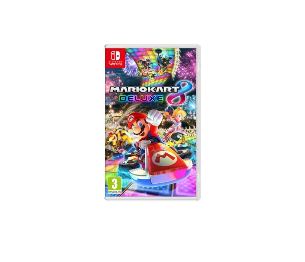 Nintendo Mario Kart 8 Deluxe - 347995 - zdjęcie